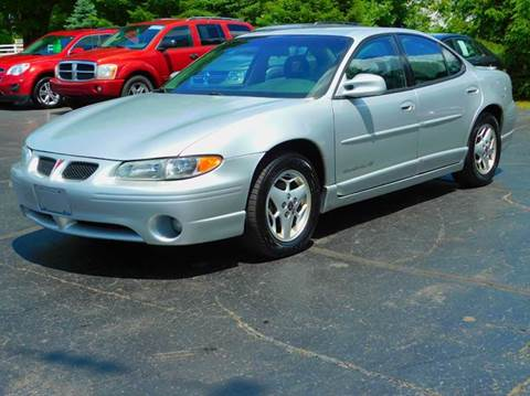 2001 Pontiac Grand Prix for sale in Mattawan, MI