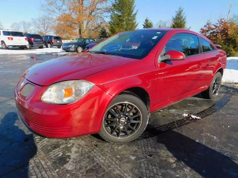 2009 Pontiac G5 for sale in Mattawan, MI