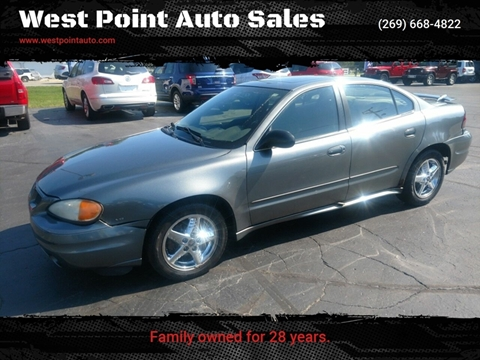 2004 Pontiac Grand Am for sale in Mattawan, MI