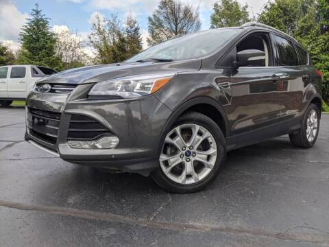 2016 Ford Escape for sale at West Point Auto Sales in Mattawan MI