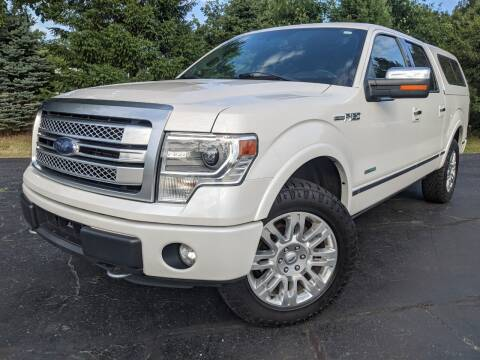 2014 Ford F-150 for sale at West Point Auto Sales in Mattawan MI