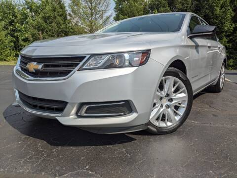 2017 Chevrolet Impala for sale at West Point Auto Sales in Mattawan MI