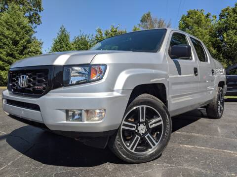 2013 Honda Ridgeline for sale at West Point Auto Sales in Mattawan MI
