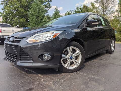 2012 Ford Focus for sale at West Point Auto Sales in Mattawan MI