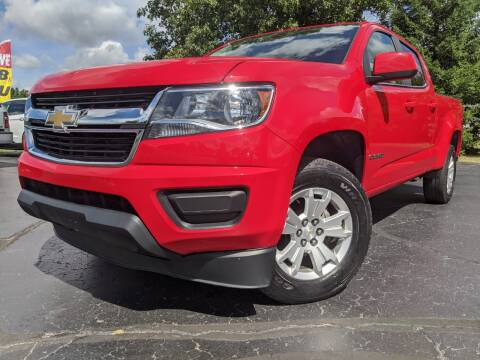 2018 Chevrolet Colorado for sale at West Point Auto Sales in Mattawan MI