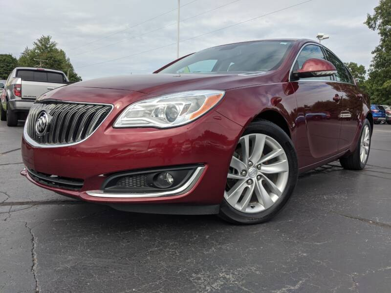 2017 Buick Regal for sale at West Point Auto Sales in Mattawan MI