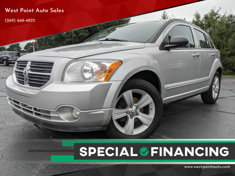 2011 Dodge Caliber for sale at West Point Auto Sales in Mattawan MI