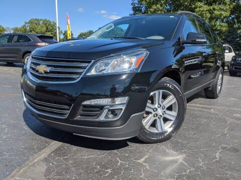 2016 Chevrolet Traverse for sale at West Point Auto Sales in Mattawan MI