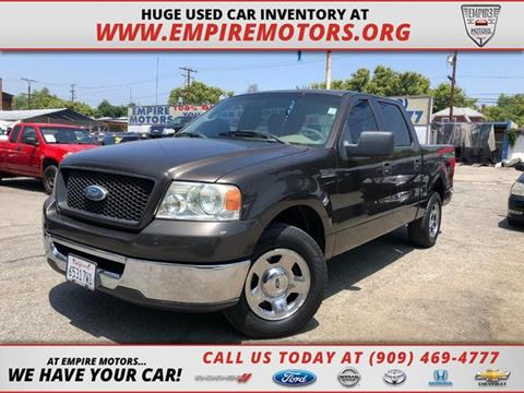 2006 Ford F-150 for sale in Montclair, CA