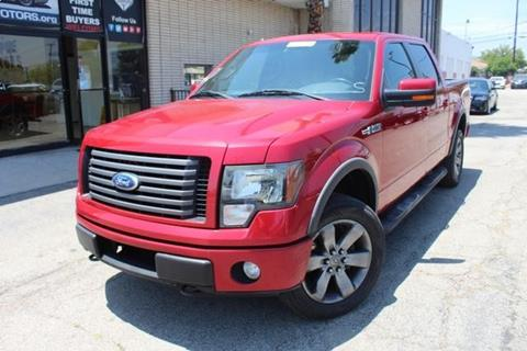 2011 Ford F-150 for sale in Montclair, CA