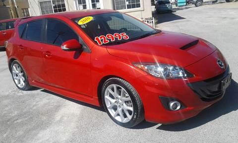 2010 Mazda MAZDASPEED3 for sale at CHAVIRA MOTORS in El Paso TX