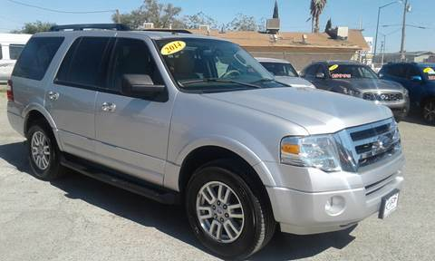 2014 Ford Expedition for sale at CHAVIRA MOTORS in El Paso TX