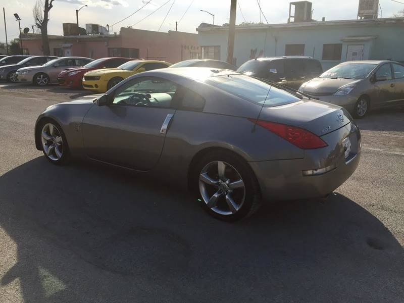 2008 Nissan 350Z for sale at CHAVIRA MOTORS in El Paso TX
