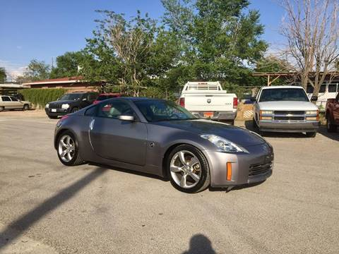 2008 Nissan 350Z for sale in El Paso, TX