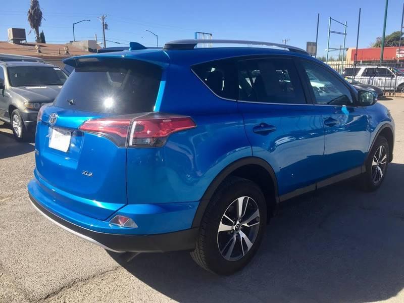 2016 Toyota RAV4 for sale at CHAVIRA MOTORS in El Paso TX