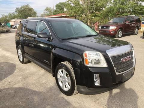 2010 GMC Terrain for sale at CHAVIRA MOTORS in El Paso TX