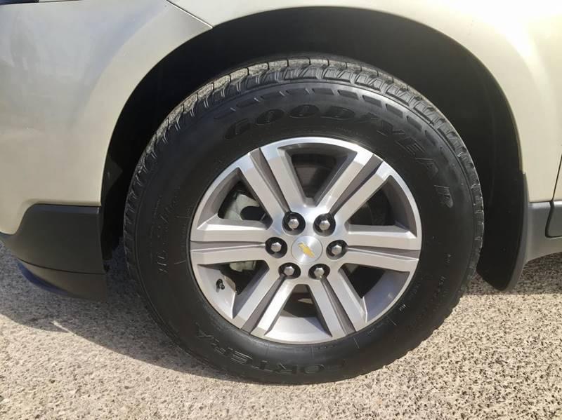 2015 Chevrolet Traverse for sale at CHAVIRA MOTORS in El Paso TX