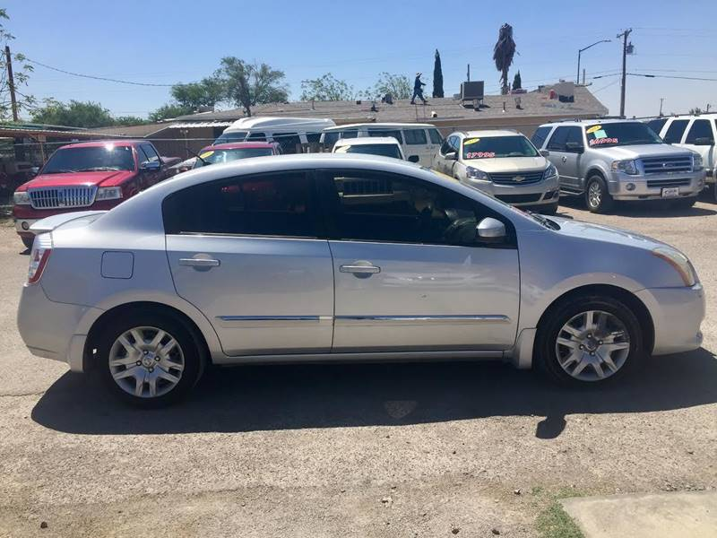 2011 Nissan Sentra for sale at CHAVIRA MOTORS in El Paso TX