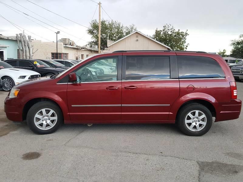 2010 Chrysler Town and Country for sale at CHAVIRA MOTORS in El Paso TX