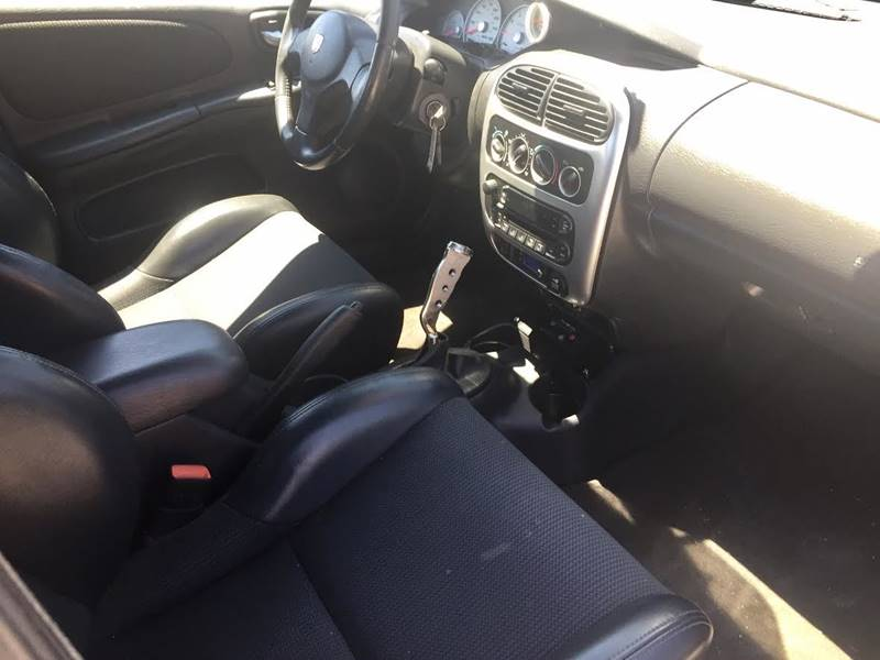 2005 Dodge Neon SRT-4 for sale at CHAVIRA MOTORS in El Paso TX