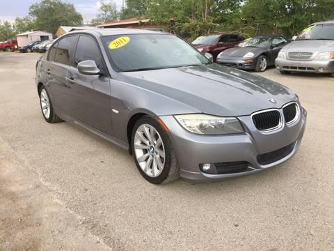 2011 BMW 3 Series for sale at CHAVIRA MOTORS in El Paso TX