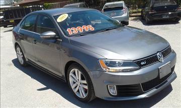 2013 Volkswagen Jetta for sale at CHAVIRA MOTORS in El Paso TX