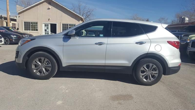 2014 Hyundai Santa Fe Sport for sale at CHAVIRA MOTORS in El Paso TX