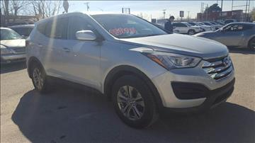 2014 Hyundai Santa Fe Sport for sale at CHAVIRA MOTORS in El Paso TX