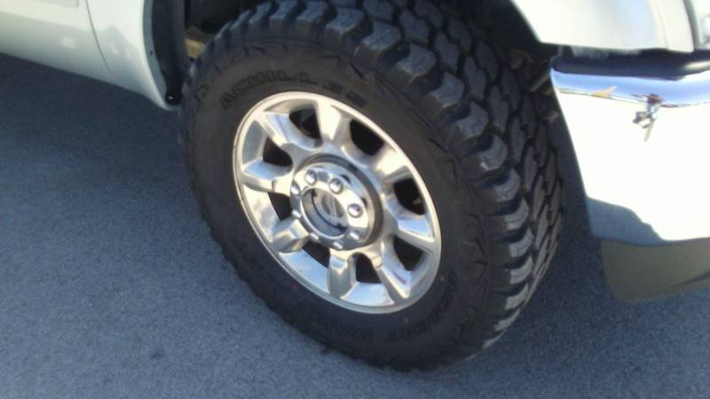 2012 Ford F-250 Super Duty for sale at CHAVIRA MOTORS in El Paso TX