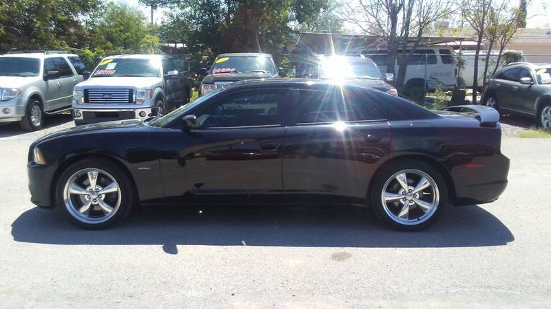 2011 Dodge Charger for sale at CHAVIRA MOTORS in El Paso TX