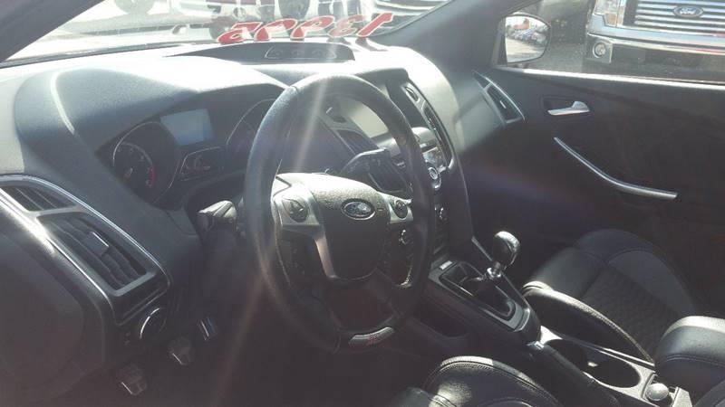 2013 Ford Focus for sale at CHAVIRA MOTORS in El Paso TX