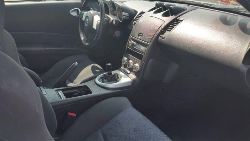 2006 Nissan 350Z for sale at CHAVIRA MOTORS in El Paso TX