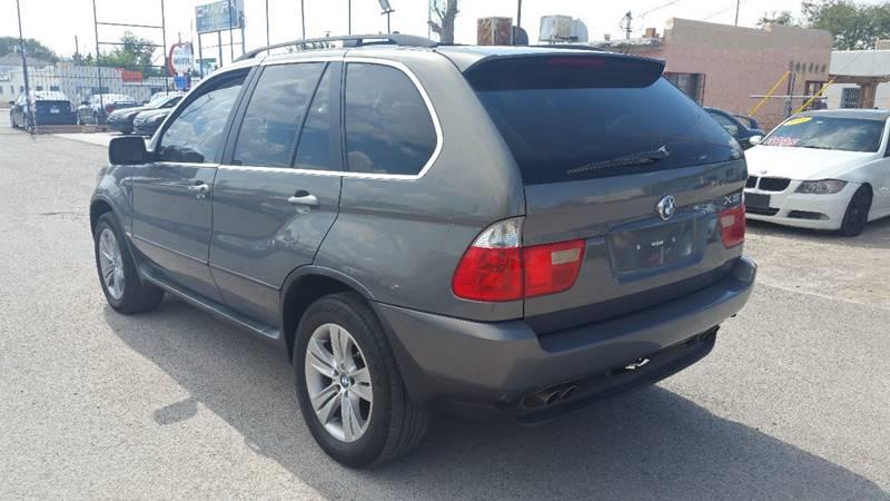 2006 BMW X5 for sale at CHAVIRA MOTORS in El Paso TX