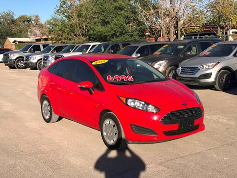 2014 Ford Fiesta for sale in El Paso, TX