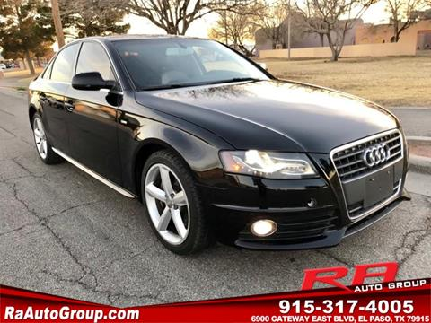 used audi for sale in el paso tx. Black Bedroom Furniture Sets. Home Design Ideas