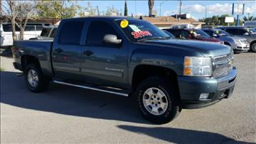 2011 Chevrolet Silverado 1500 for sale at CHAVIRA MOTORS in El Paso TX
