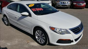 2012 Volkswagen CC for sale at CHAVIRA MOTORS in El Paso TX