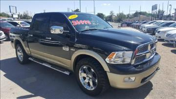 2011 RAM Ram Pickup 1500 for sale at CHAVIRA MOTORS in El Paso TX