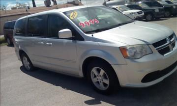 2012 Dodge Grand Caravan for sale at CHAVIRA MOTORS in El Paso TX