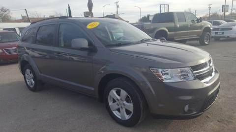 2012 Dodge Journey for sale at CHAVIRA MOTORS in El Paso TX