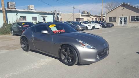 2009 Nissan 370Z for sale at CHAVIRA MOTORS in El Paso TX