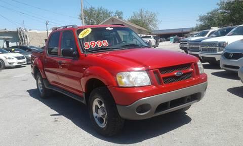 2005 Ford Explorer Sport Trac for sale at CHAVIRA MOTORS in El Paso TX