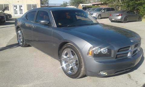 2006 Dodge Charger for sale at CHAVIRA MOTORS in El Paso TX