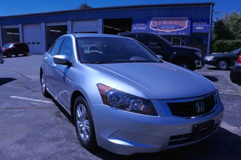 2009 Honda Accord for sale in South Windsor CT