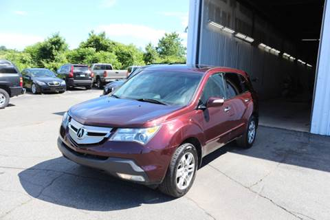 2007 Acura MDX for sale in South Windsor CT
