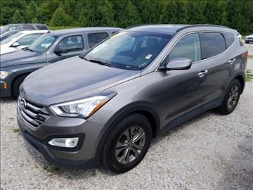 2014 Hyundai Santa Fe Sport for sale at Regional Hyundai in Broken Arrow OK
