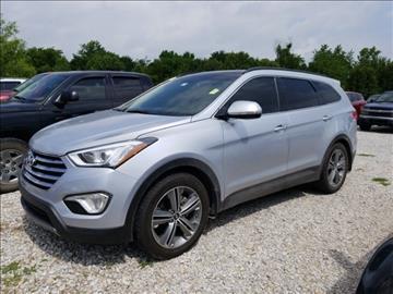 2014 Hyundai Santa Fe for sale at Regional Hyundai in Broken Arrow OK