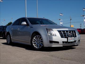 2013 Cadillac CTS for sale at Regional Hyundai in Broken Arrow OK