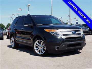 2014 Ford Explorer for sale at Regional Hyundai in Broken Arrow OK