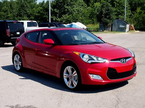 2017 Hyundai Veloster for sale in Broken Arrow, OK